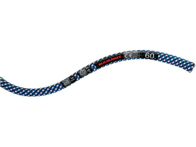 Mammut 9.5 Infinity Classic Köysi 10 mm, 40 m, caribbean blue-marine